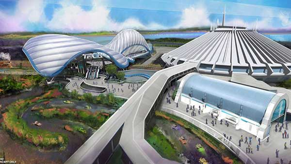 New Reasons to Visit Walt Disney World - Tron Magic Kingdom