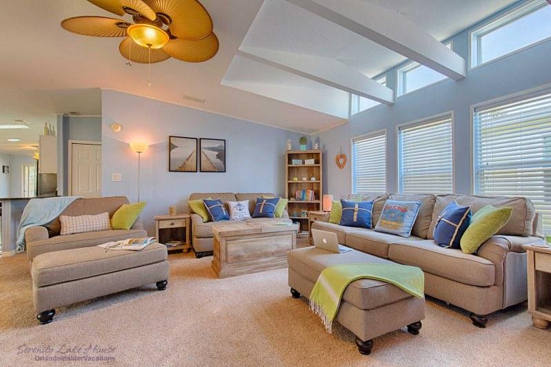 Serenity Lake House, Orlando