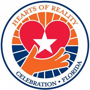 Orlando in August - Hearts of Reality