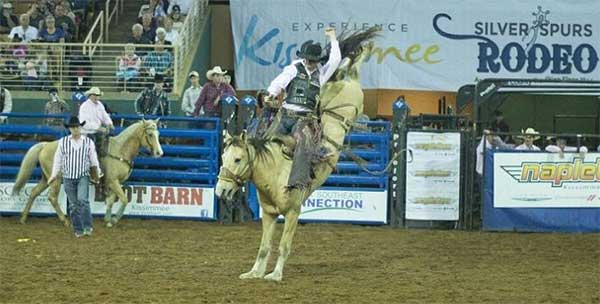 Orlando in June - Silver Spurs Rodeo