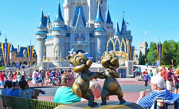 Orlando Theme Parks Magic Kingdom