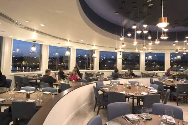October in Orlando - Magical Dining - Paddlefish