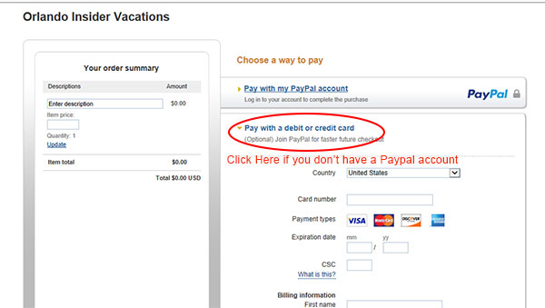 paypal how to pay from bank