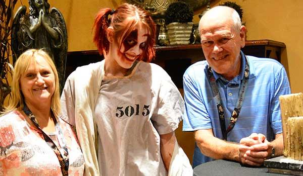 RIP Tour scareactor meet and greet