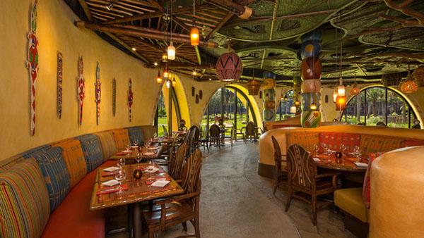 Vegetarian and Vegan Dining in Orlando & Kissimmee - Animal Kingdom Sanaa