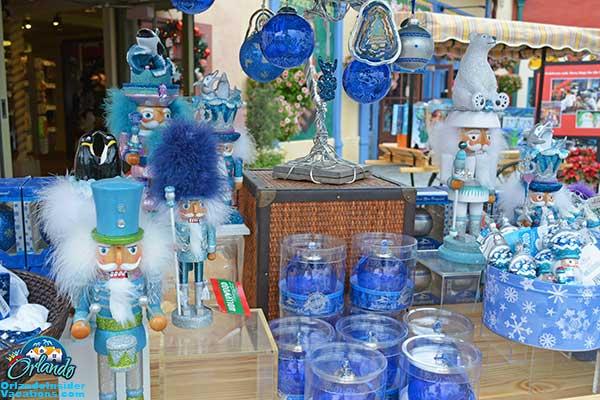 SeaWorld Orlando Christmas Celebrations - Marketplace