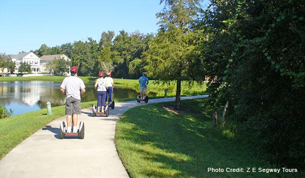 Orlando Adventures - Segway Tours Celebration Florida