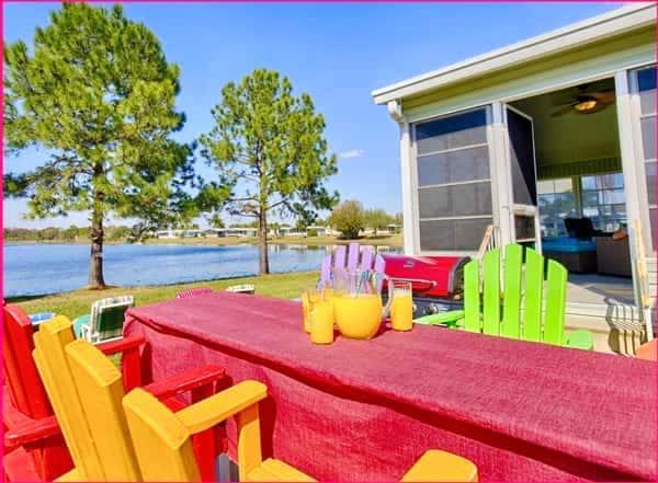 Serenity Lake House