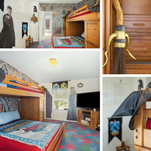 Harry Potter Theme Room