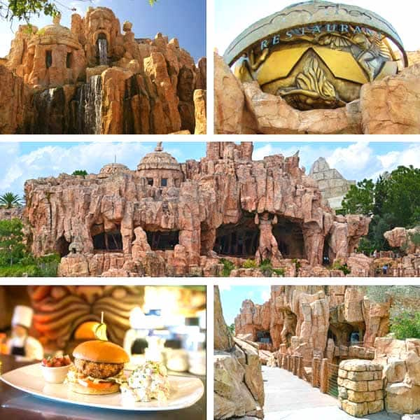 Themed Restaurants In Orlando Mythos Islands Of Adventure
