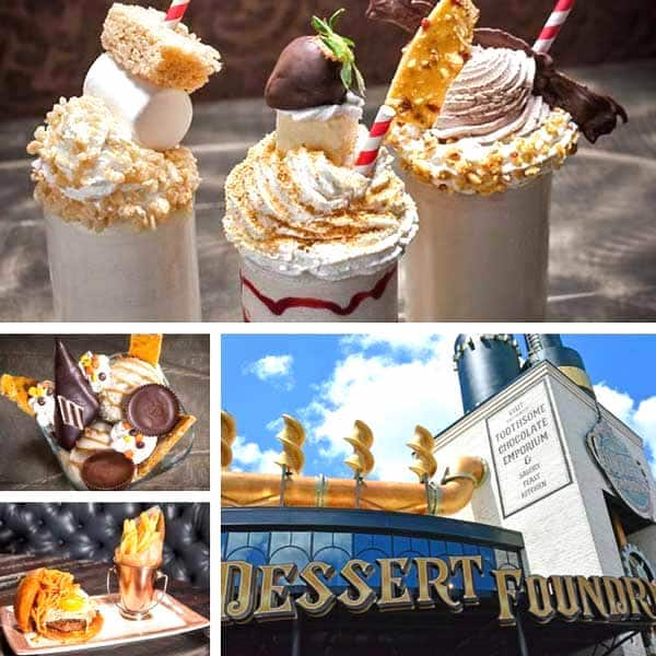 Themed Restaurants In Orlando Toothsome Chocolate Emporium Savory Feast Kitchen