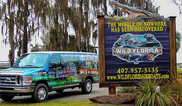 Animal Encounters in Orlando - Wild Florida Airboats